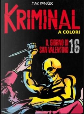 Kriminal a colori - Vol. 16 by Max Bunker