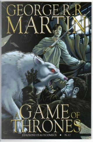 A Games of Thrones n. 17 by Daniel Abraham, George R.R. Martin