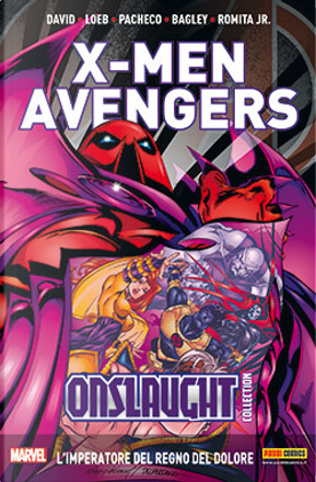 X-Men & Avengers Onslaught Collection vol. 2 by Howard Mackie, Jeph Loeb, Larry Hama, Peter David, Tom DeFalco