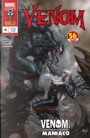 Venom vol. 16 by Dan Slott, Mike Costa