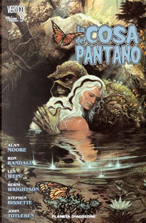 La cosa del pantano #9 (de 16) by Alan Moore, Len Wein