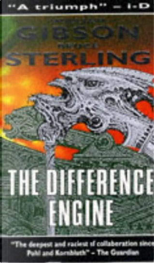 The Difference Engine by Bruce Sterling, William Gibson