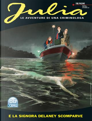Julia n. 276 by Giancarlo Berardi, Lorenzo Calza