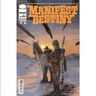Manifest Destiny #17 by Chris Dingess