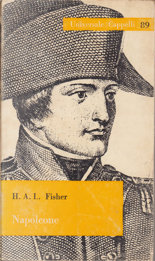 Napoleone by H.A.L. Fisher
