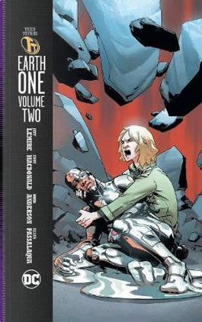 Teen Titans Earth One 2 by Jeff Lemire