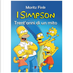 I Simpson by Moritz Fink