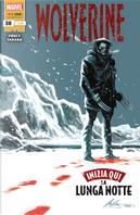 Wolverine n. 384 by Benjamin Percy