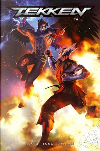 Tekken 1 by Cavan Scott