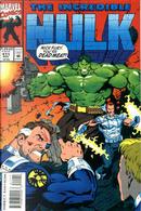 The Incredible Hulk vol. 1 n. 411 by Peter David