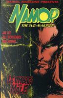 Namor vol. 2 - Le ombre del male by Bill Sienkiewicz, Bob Harras, Jae Lee, Len Kaminski