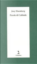 Parole di Cabbalà by Josy Eisenberg