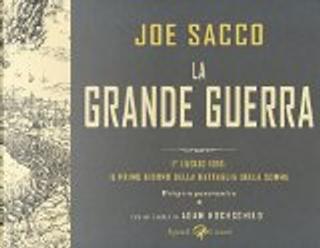 La Grande Guerra by Joe Sacco
