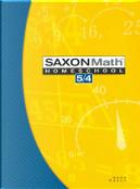 Saxon Math 5/4 by Stephen Hake