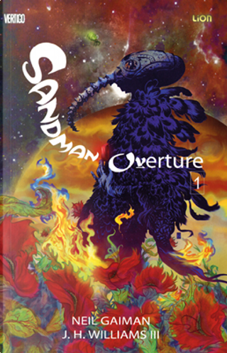 Sandman Overture n. 1 by Neil Gaiman