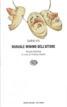 Manuale minimo dell'attore by Dario Fo