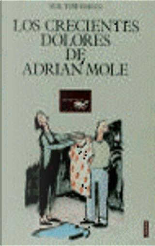 Los crecientes dolores de Adrian Mole by Sue Townsend