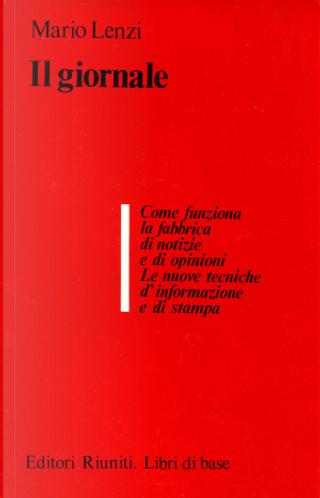 Il giornale by Mario Lenzi