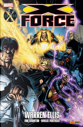 X-Force: Contra-X by Ian Edginton, Warren Ellis