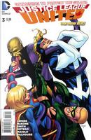 Justice League United Vol.1 #3 by Jeff Lemire