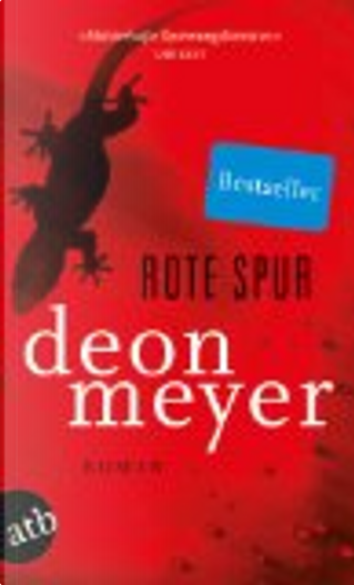 Rote Spur by Deon Meyer