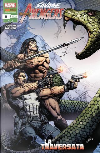 Savage Avengers n. 6 by Gerry Duggan
