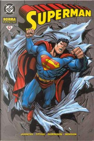 Superman #12 by Dan Jurgens, Louise Simonson