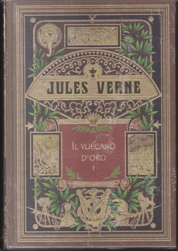 Il vulcano d'oro I by Jules Verne
