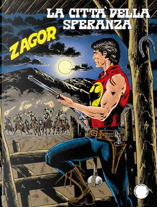 Zagor n. 659 (Zenith n. 710) by Roberto Altariva