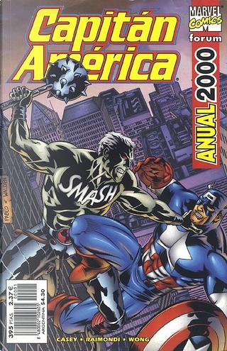 Capitán América Anual 2000 by Joe Casey