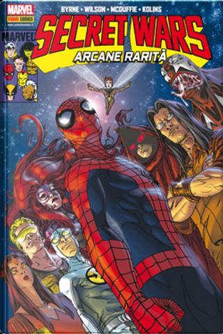 Marvel Omnibus: Secret Wars - Arcane rarità by Bob Harras, Dwayne McDuffie, Jay Faerber, John Byrne, Michael Carlin