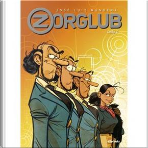 Zorglub 3 by José Luis Munuera