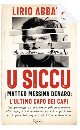 U siccu. by Lirio Abbate
