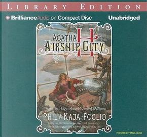 Agatha H and the Airship City by Phil Foglio