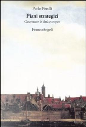 Piani strategici by Paolo Perulli
