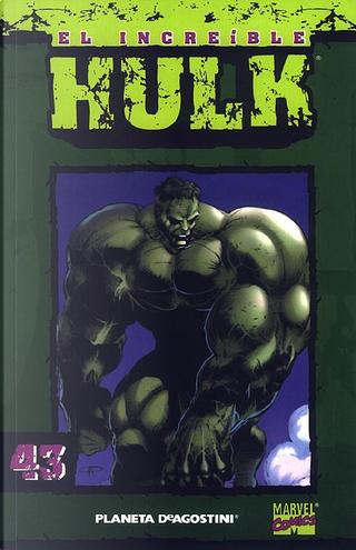 El Increíble Hulk. Coleccionable #43 (de 50) by Peter David
