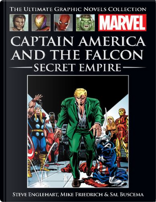 Captain America and The Falcon by Mike Friedrich, Steve Englehart