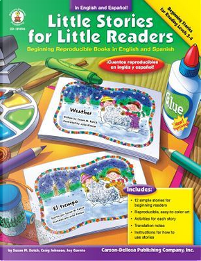 Little Stories for Little Readers, Grades K - 4 by Susan M Ketch