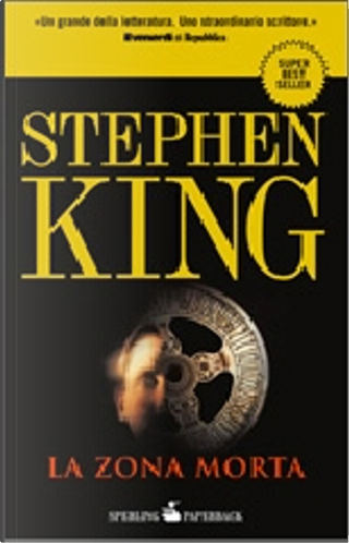 La zona morta by Stephen King
