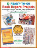10 Ready-To-Go Book Report Projects by Rebekah Elmore