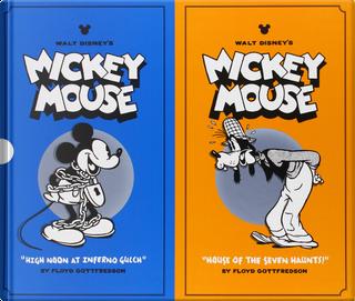 Walt Disney's Mickey Mouse: Vol. 3-4 by Floyd Gottfredson, Gary Groth