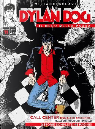 Dylan Dog - Il nero della paura n. 11 by Giovanni Gualdoni