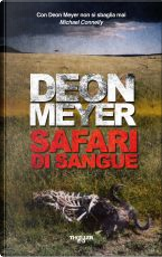Safari di sangue by Deon Meyer