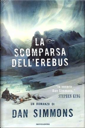 La scomparsa dell'Erebus by Dan Simmons