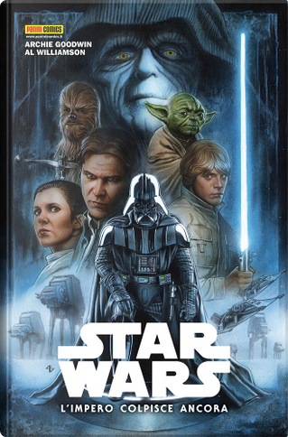 Star Wars: L'Impero colpisce ancora by Archie Goodwin