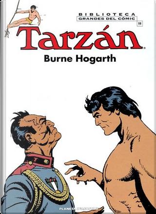 Tarzán. Núm. 11 by Burne Hogarth