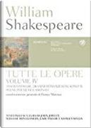 Tutte le opere - Vol. 4 by William Shakespeare