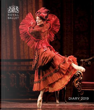 Royal Ballet 2019 Pocket Diary by Flame Tree