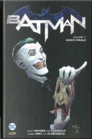 Batman vol. 7 by Scott Snyder
