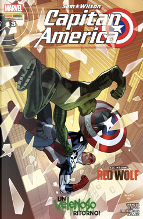 Capitan America n. 73 by Nathan Edmondson, Nick Spencer